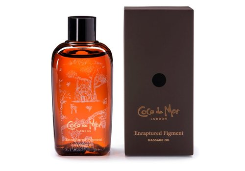 Coco de Mer - Enraptured Figment Massage Oil 100 ml