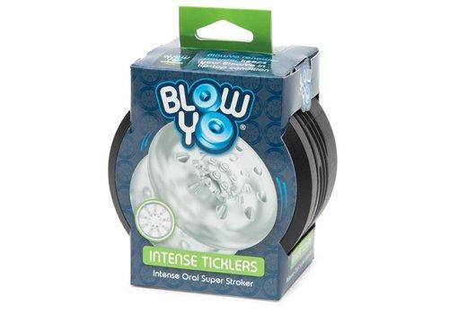 BlowYo - Intense Oral Super Stroker - Intense Ticklers