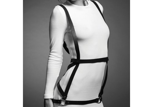 Bijoux Indiscrets - Maze Arrow Dress Harness Zwart