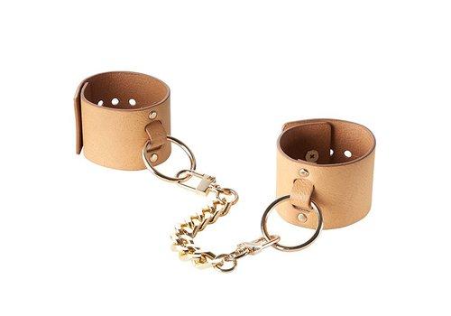Bijoux Indiscrets - Maze Wide Cuffs Bruin
