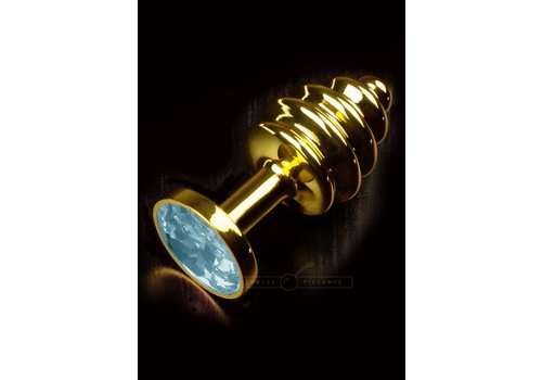 Jewellery Ribbed in Gold