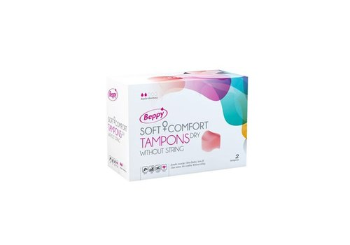 Beppy Soft+Comfort Tampons