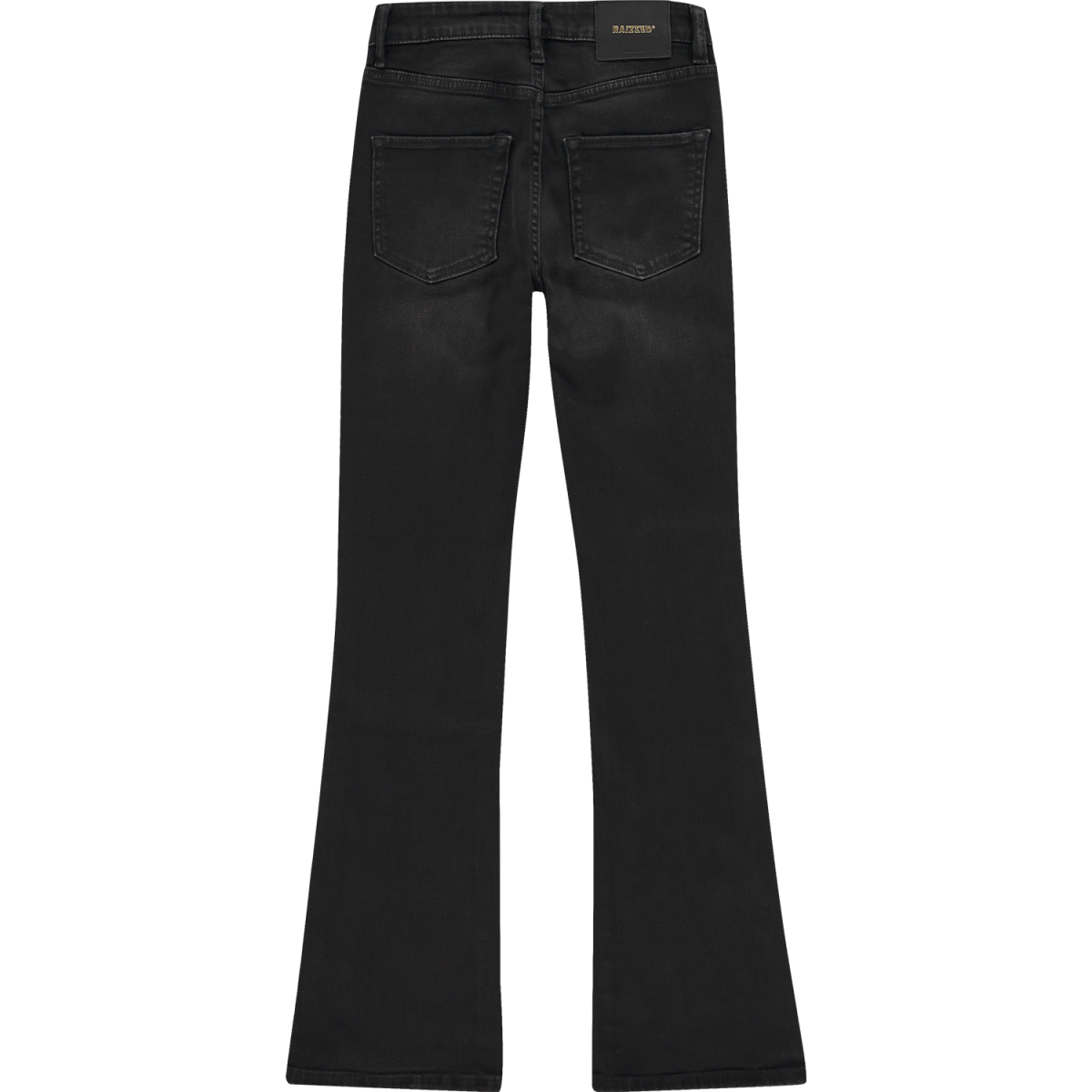 By Moise JEANS SUNRISE FLARE BLACK