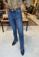 By Moise JEANS SUNRISE FLARE BLUE