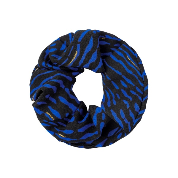 By Moise SCRUNCHIE ANIMAL FEVER BLAUW