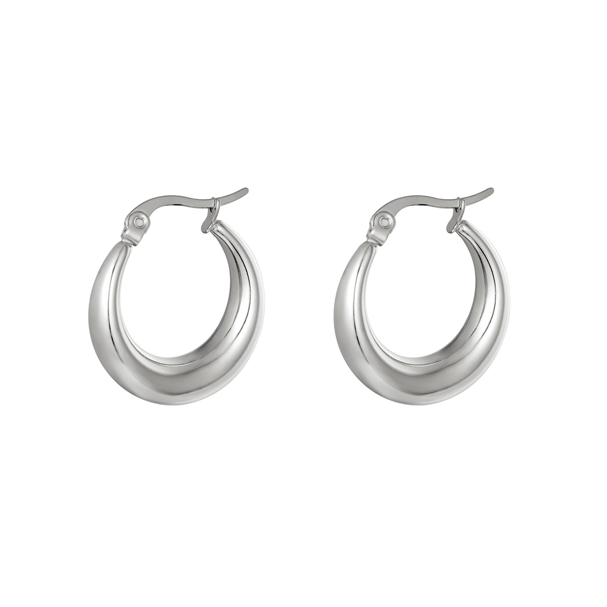 By Moise OORBELLEN ARCHED ZILVER