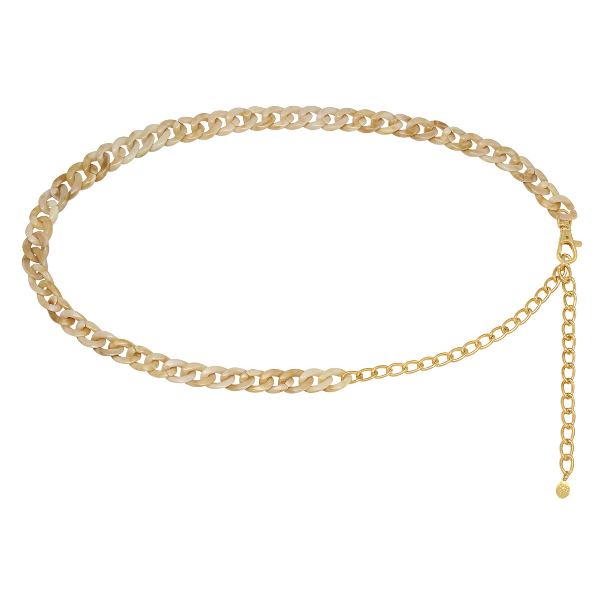 By Moise Riem Chained beige