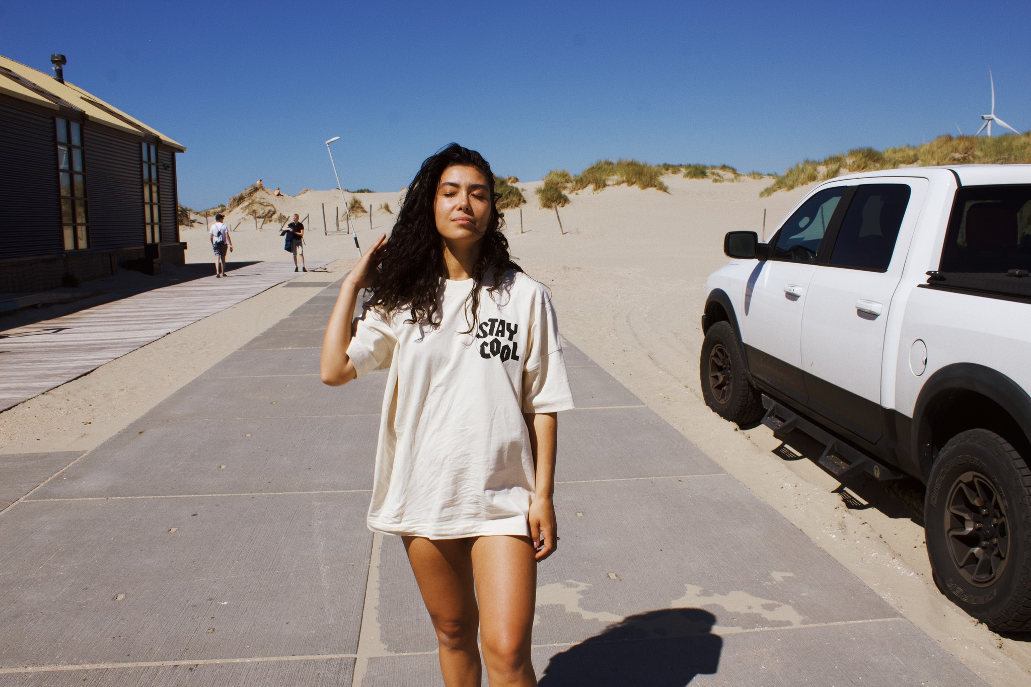By Moise STAY COOL SHIRT