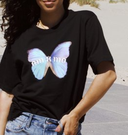 By Moise COLORFULL BUTTERFLY SHIRT