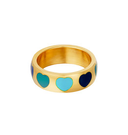 By Moise RING HARTJES BLAUW