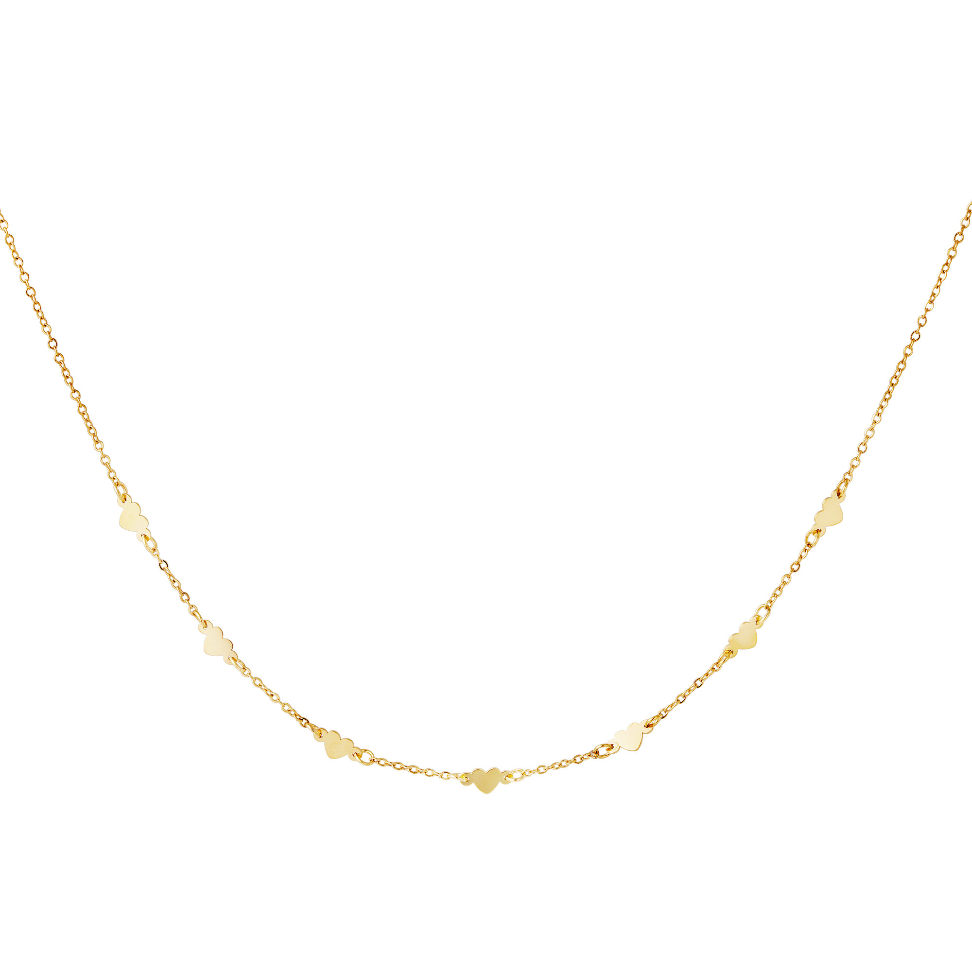 By Moise KETTING HEARTS GOUD