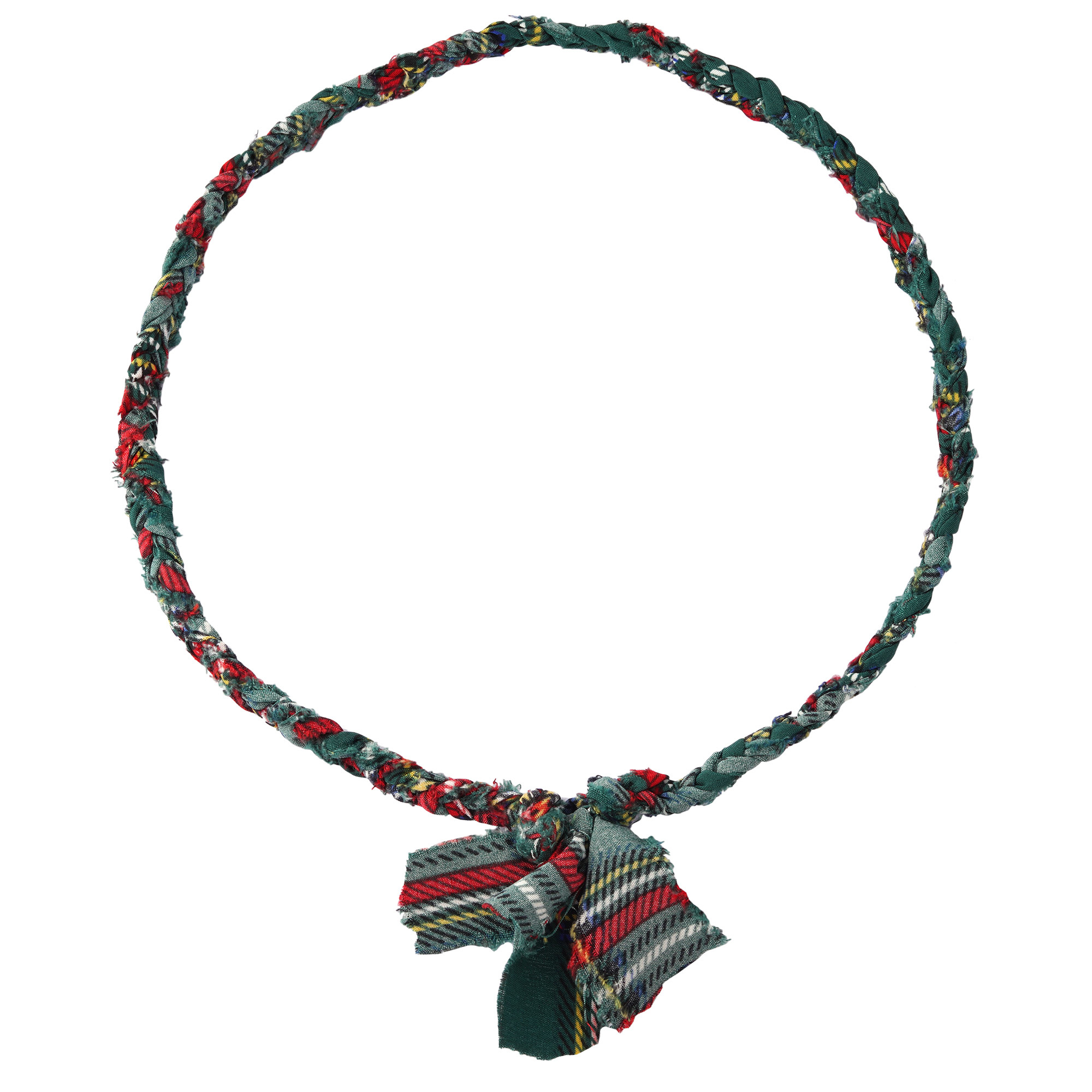 By Moise KETTING FABRIC GROEN