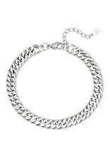 By Moise ARMBAND VIBES ZILVER