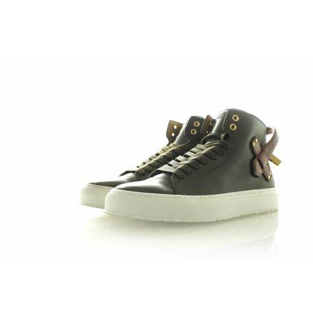 Buscemi, green sneaker