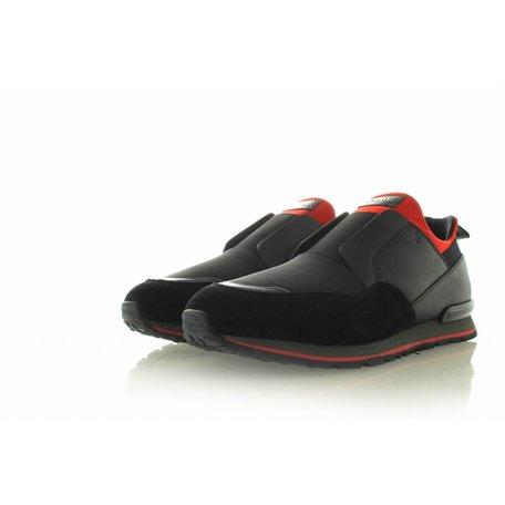 Tod's, slip-on sneaker red