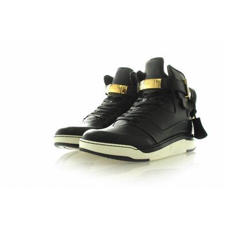 Buscemi, black high top sneaker