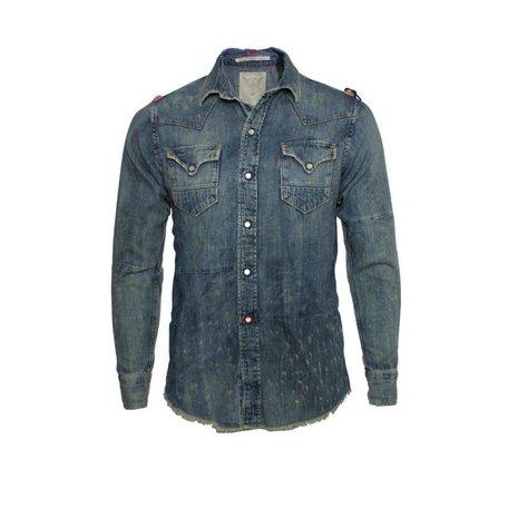 Italo Americano, Shirt size M