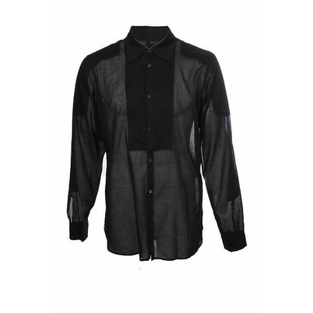 Prada, Black shirt, size XL