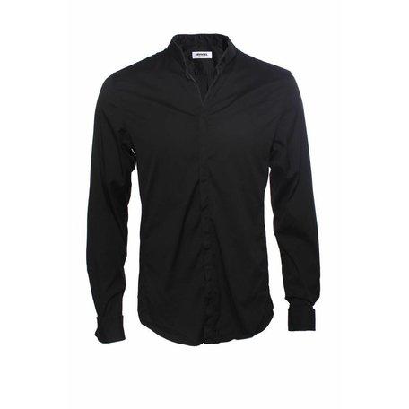 Rykiel Homme, Black shirt, size M