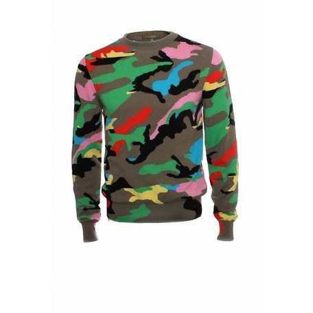 Valentino, Multi-coloured sweater, size S