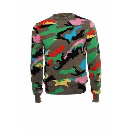 Valentino, Multi-coloured trui, maat S