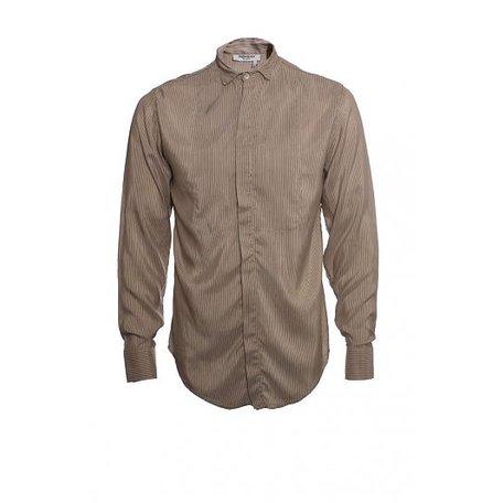 Yves Saint Laurent, Rive Gauche Beige shirt, size M