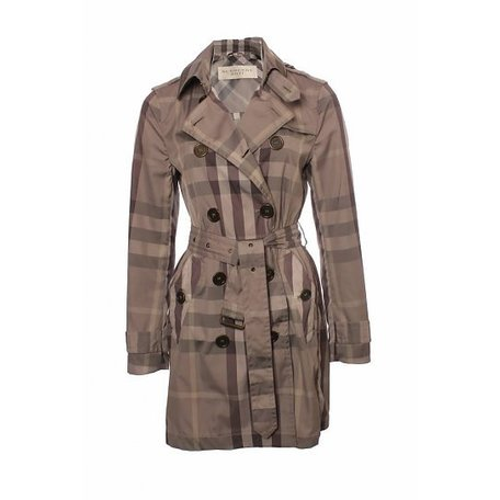 Burberry Brit, Trench coat in size 36.