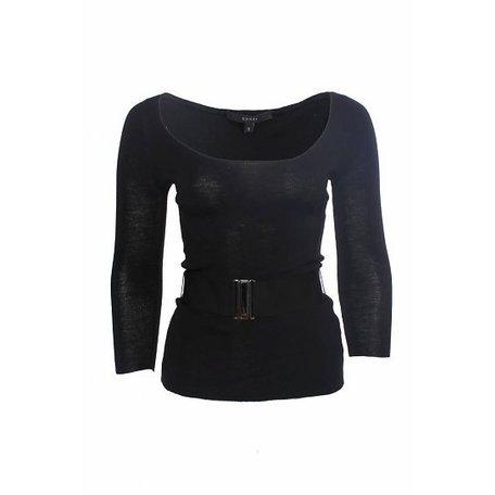 Gucci, Black top, size S
