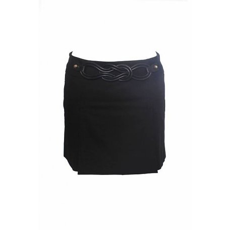Gucci, Black skirt, size XS