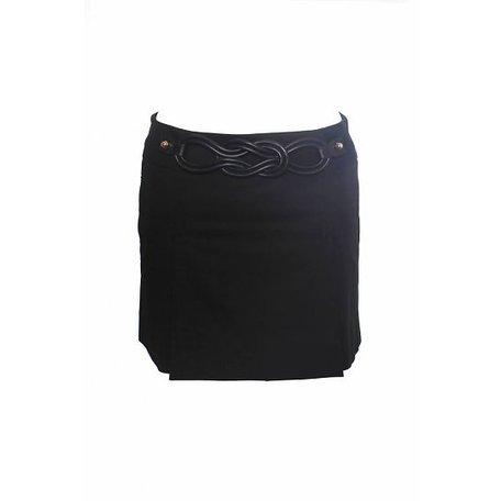 Zwarte rok, maat XS