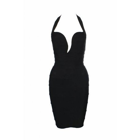 Hervé Léger, Black dress, size XS
