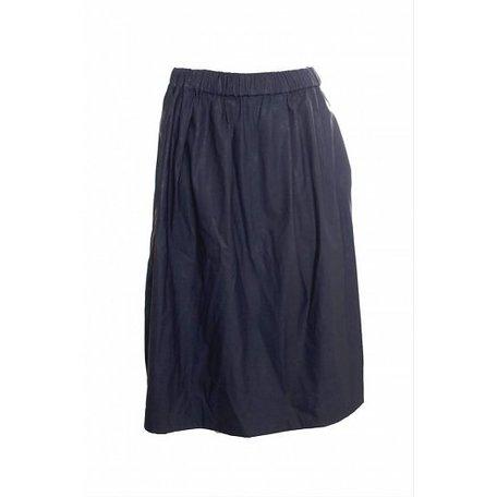 MSGM, Dark blue, skye skirt, size MMSGM