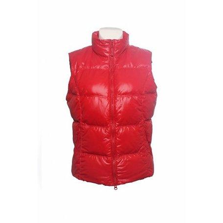 Rode body warmer, maat L