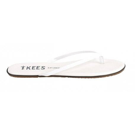 Tkees, white