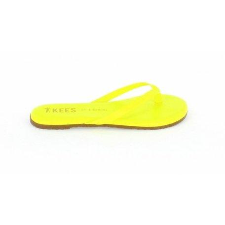 Tkees, neon geel