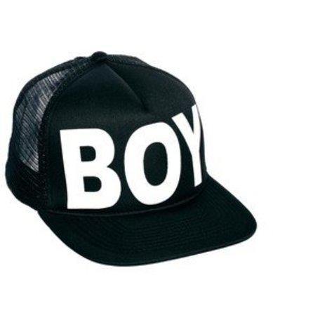 Boy London trucker cap