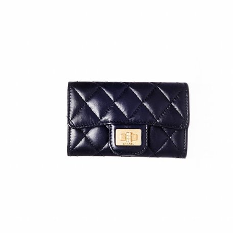 Chanel, Mini 2.55 wallet