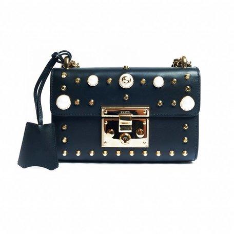 Gucci, mini padlock black
