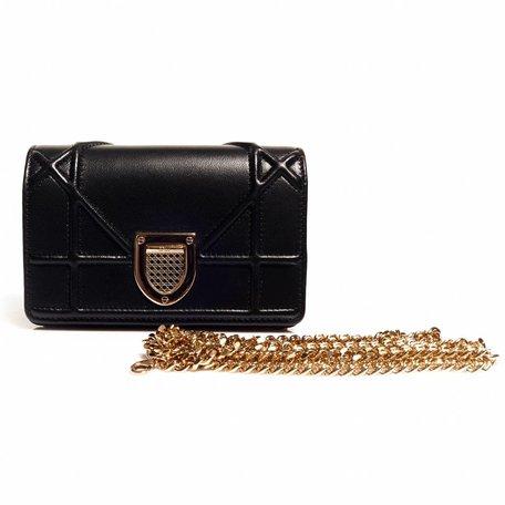 Diorama, mini flap black