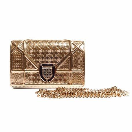Diorama, mini flap gold