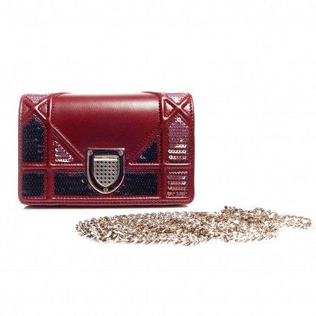 Diorama mini flap rood