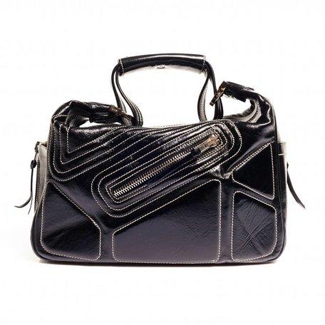 Tod's black shoulder bag