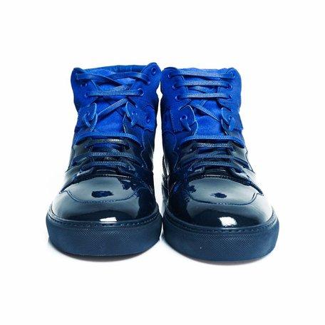 Balenciaga blauw / zwart gymp
