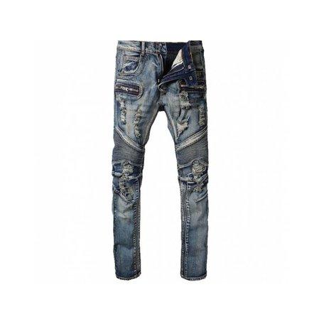 BLCK Silence super destroyed jeans