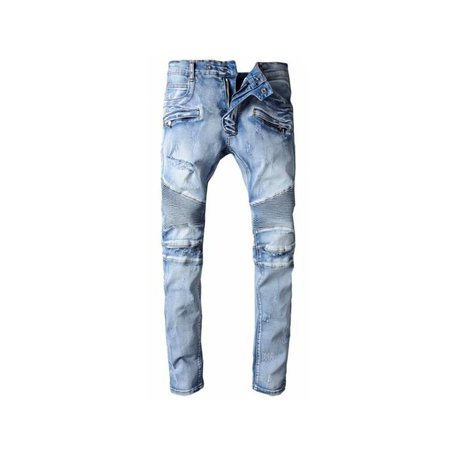BLCK Silence biker jeans