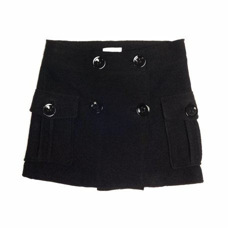 L'altra Moda, black skirt, size 44 (it)