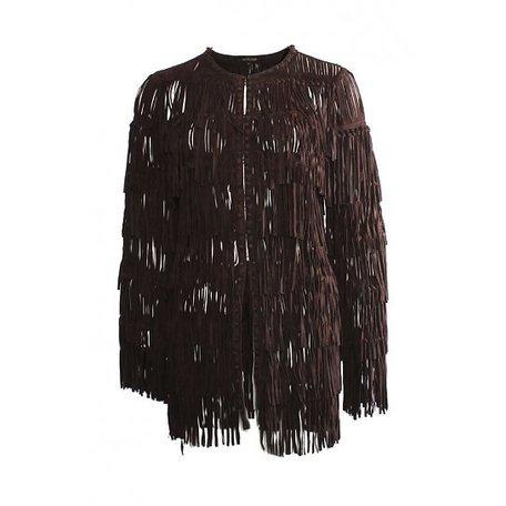 Roberto Cavalli, Brown jacket, size S