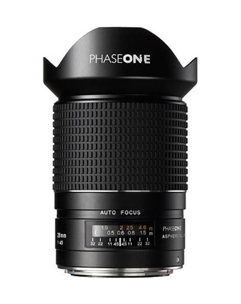 Phase One 4,5/28mm LS Objektiv RENT! Schneider Kreuznach