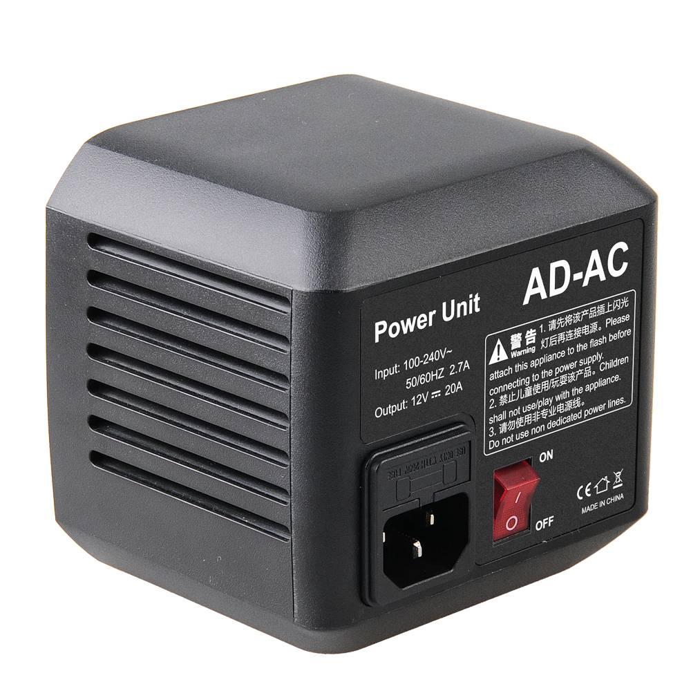 Godox Netzadapter AD-AC für AD600