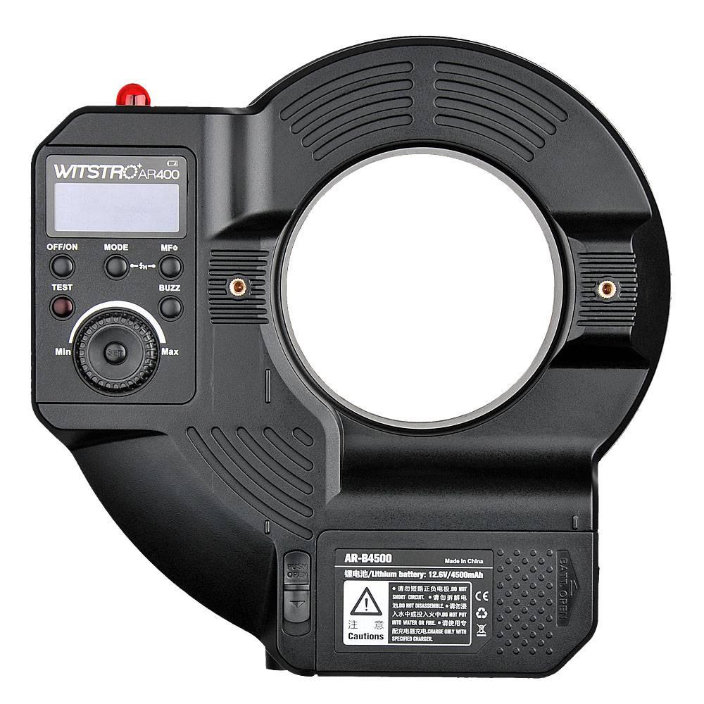 Godox AR400 Ringblitz